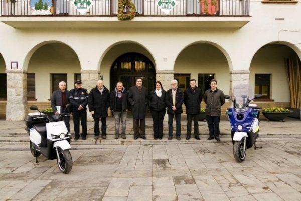 Barberà del Vallès incorpora dos Scutum eléctricas