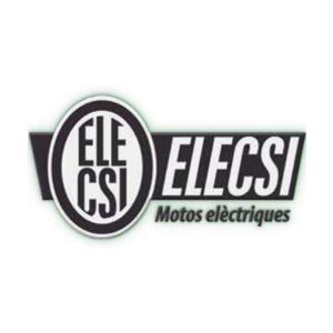 Motos eléctricas de la marca Elecsi