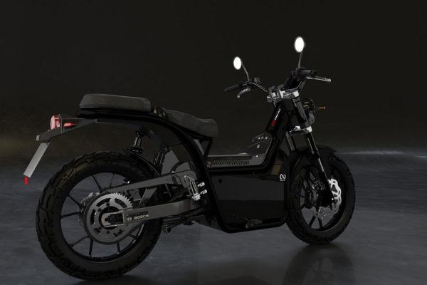NUUK, la nueva marca de motocicletas eléctricas