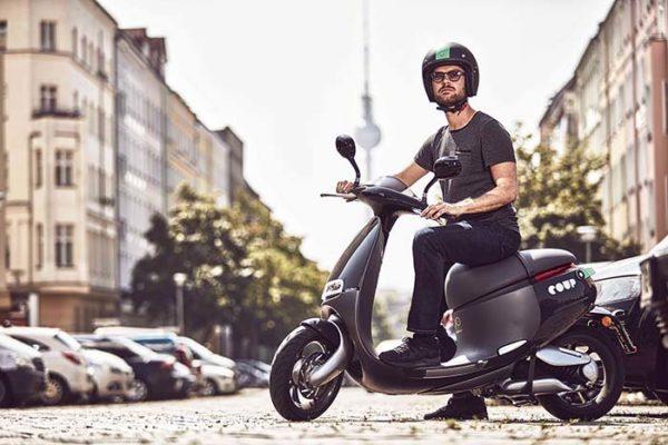 COUP, el nuevo servicio de motosharing en Madrid que llegará en verano