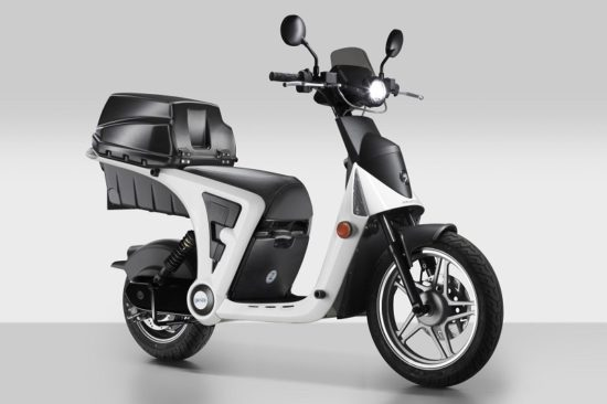 Peugeot 2.0, la nueva scooter eléctrica y profesional
