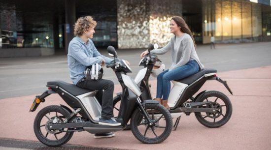 Matriculaciones febrero 2018 de motos y ciclomotores eléctricos