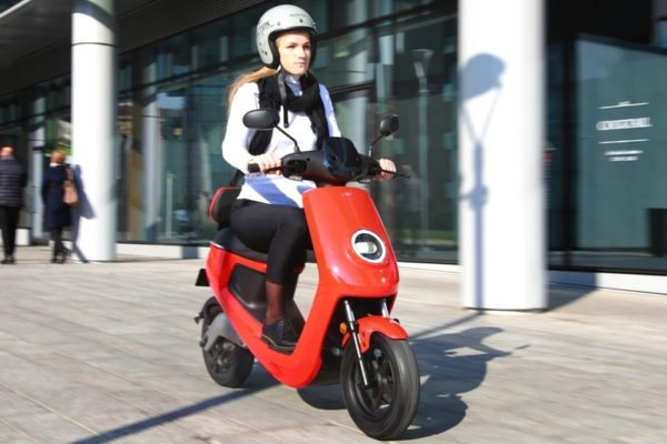 Matriculaciones marzo 2018 ciclomotores y motocicletas eléctricas