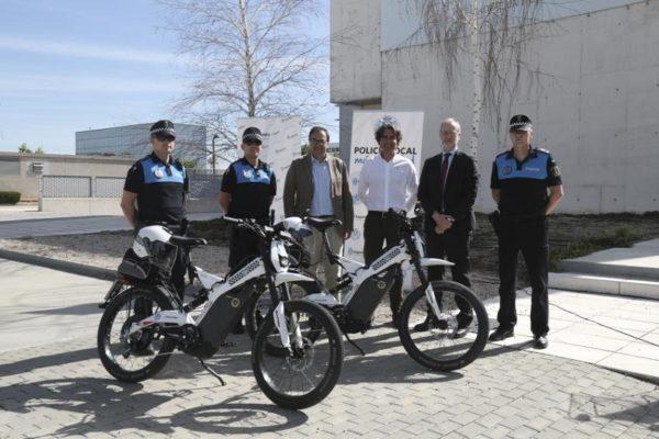 Dos Bultaco Brinco para la Policía Local de Leganés
