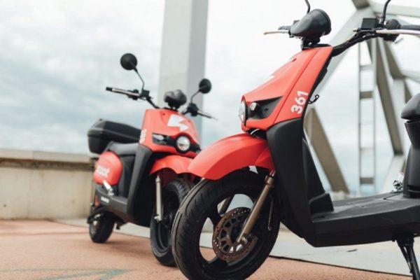 Probamos Scoot, el nuevo motosharing de Barcelona