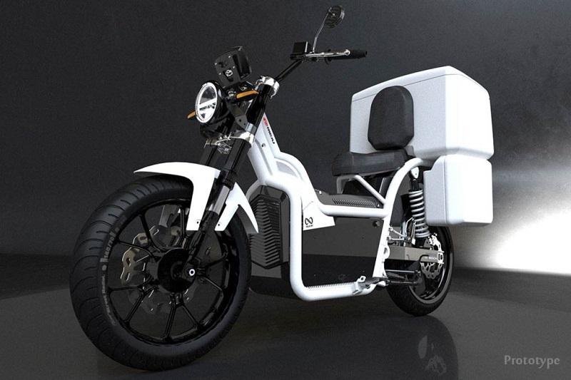 Foto Nuuk Cargo Motorbike