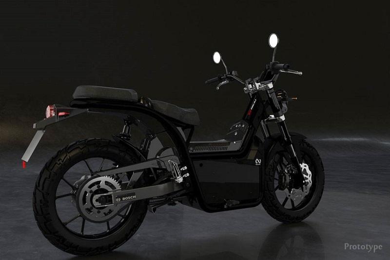 Foto Nuuk Tracker Motorbike