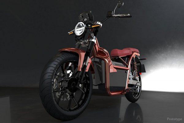 NUUK Urban: una moto eléctrica de primer orden