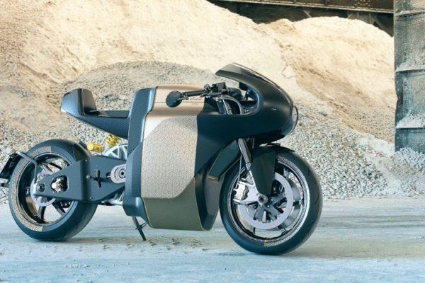 Sarolea Man X7, exclusividad con 330 km de autonomía