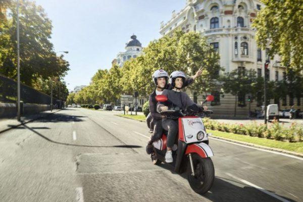 La moto más vendida del mes es eléctrica