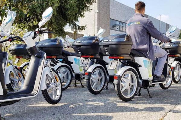 eCooltra amplía su flota con 1.150 nuevos modelos