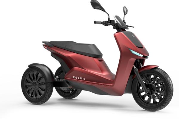 eezon e3, la revolución de las tres ruedas