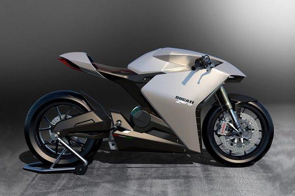 Ducati asegura que su futuro es eléctrico