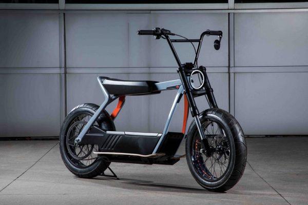 Harley-Davidson presenta dos nuevas motocicletas eléctricas