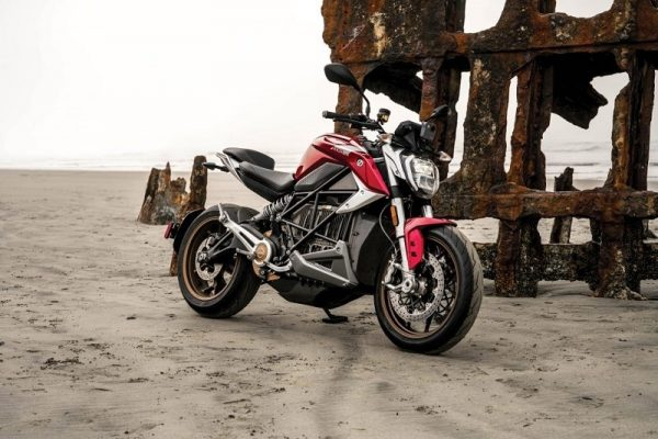 Zero SR/F, la nueva propuesta de Zero Motorcycles