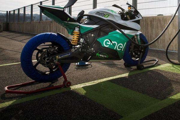 También se cancela el GP de Francia de MotoE