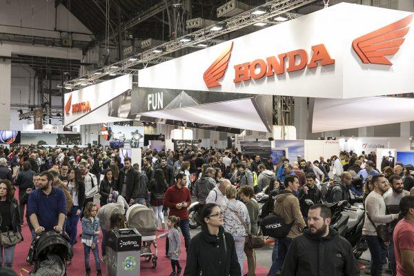 Vive la Moto celebra su tercera edición con 122 expositores