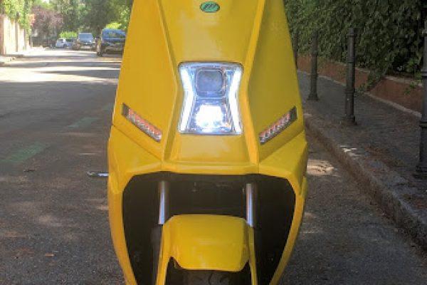 Lifan E3, un ciclomotor eléctrico ideal para la ciudad