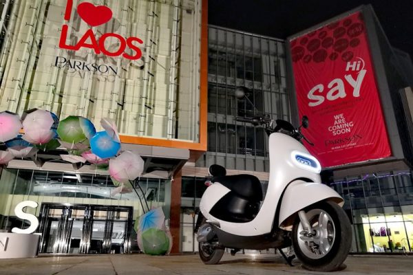 Scooter Eléctrica LZA Alondra, para moverte por la ciudad a tu ritmo