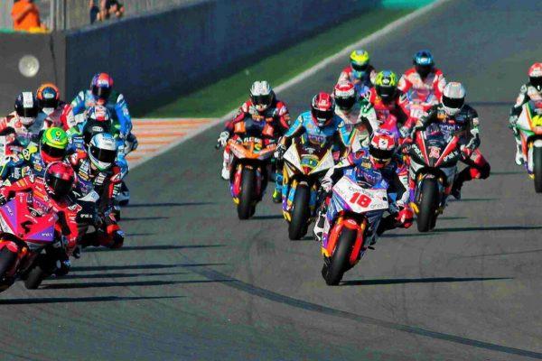 Mundial MotoE: las motos eléctricas ya ruedan