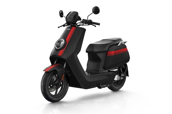 Moto eléctrica Niu NGT
