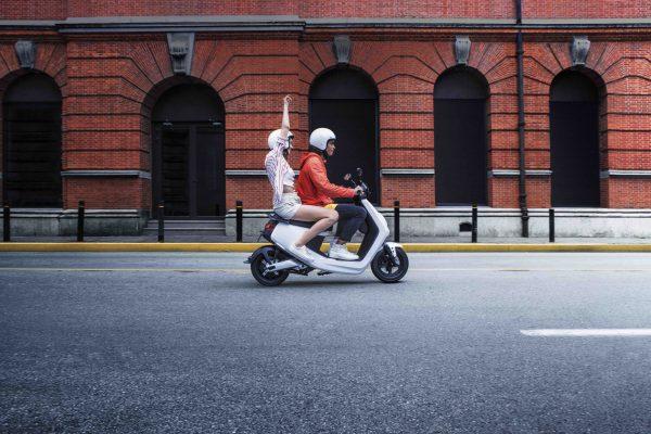 NIU: El Smart e-Scooter más avanzado del mercado