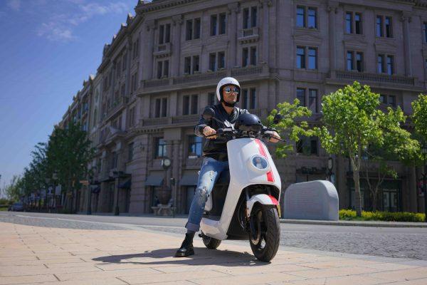 El scooter eléctrico de NIU, imparable