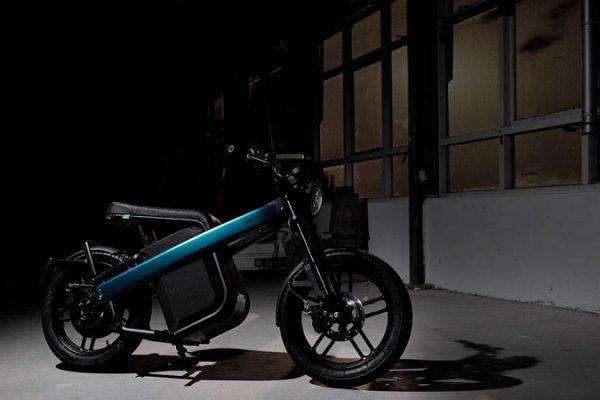 Brekr Model B, un nuevo ciclomotor urbano