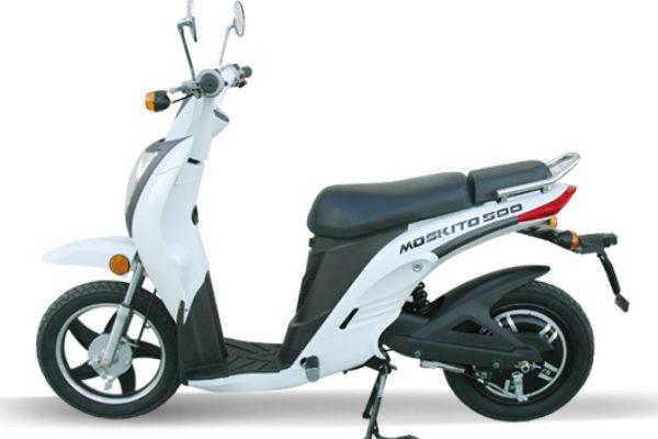 moto eléctrica asequible