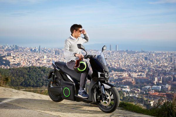 Las motos eléctricas del futuro en Expoelèctric