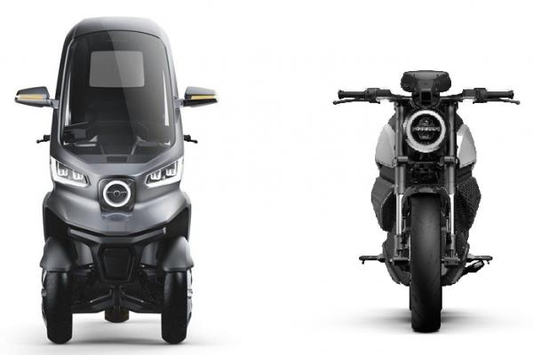 NIU presenta dos nuevos prototipos de motos eléctricas para este 2020