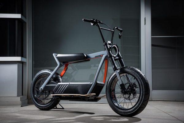 Harley-Davidson da pistas de su scooter eléctrico