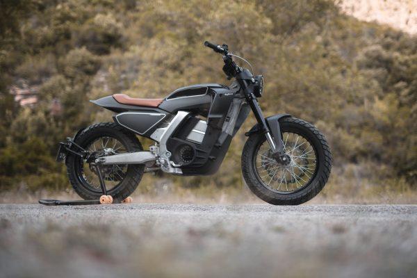 Pursang e-Track, la moto eléctrica que emula a Bultaco