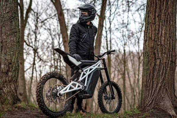 UBCO FRX1, de bici eléctrica a moto eléctrica