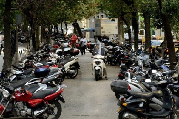 El Ayuntamiento de Barcelona da 331 licencias por empresa de motosharing