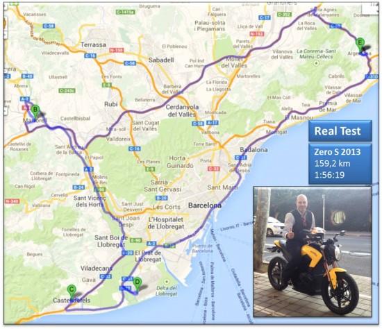 Jordi ventura Zero 2013s ruta