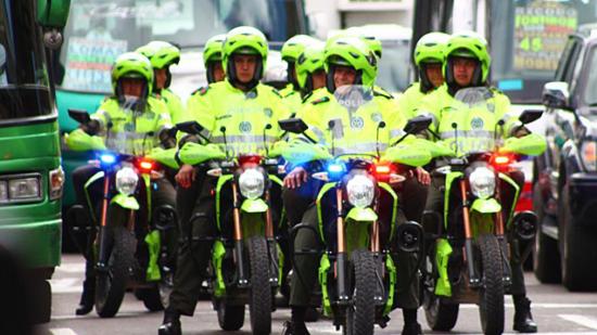 Policia de bogota