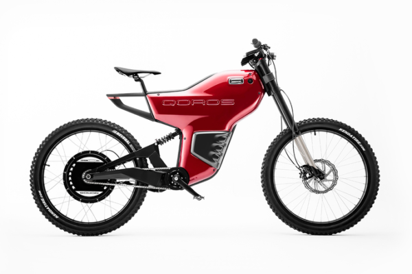 Qoros revoluciona el concepto de moto eléctrica inteligente con eBiqe