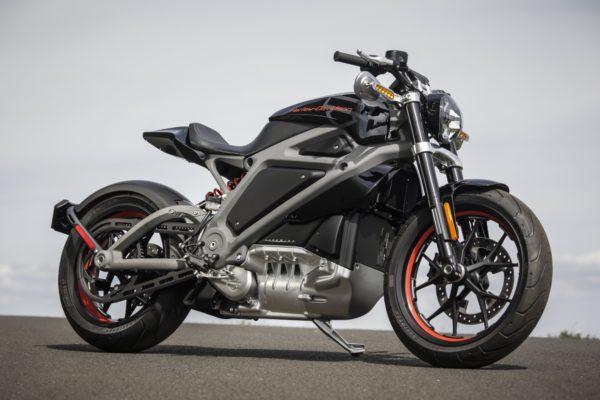 Probamos la impresionante Harley-Davidson LiveWire