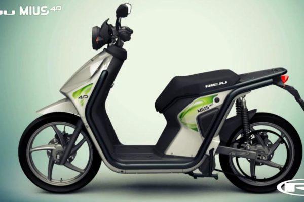 MIUS 4.0, el primer scooter eléctrico 100% 'made in' Catalunya se comercializará en 2011