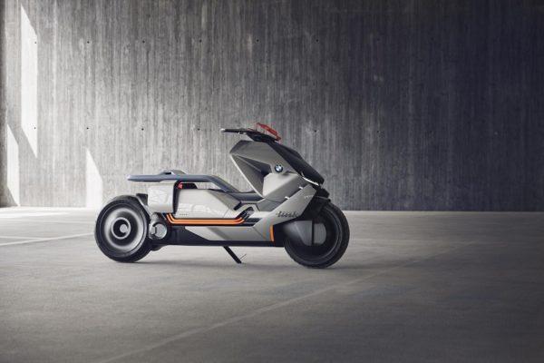 BMW Concept Link, el futuro de las dos ruedas urbanas