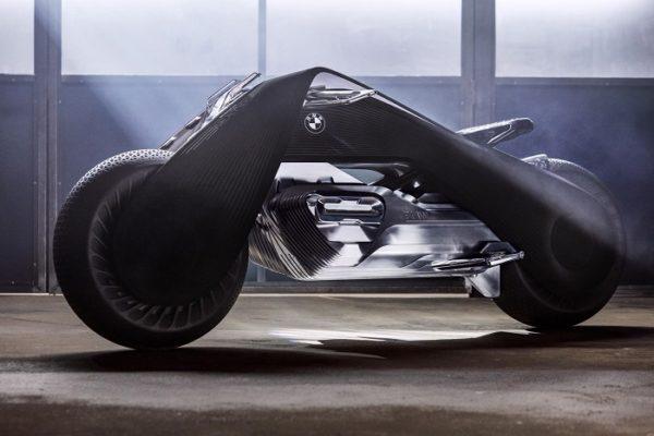 BMW Motorrad Vision Next 100, la visión eléctrica del futuro
