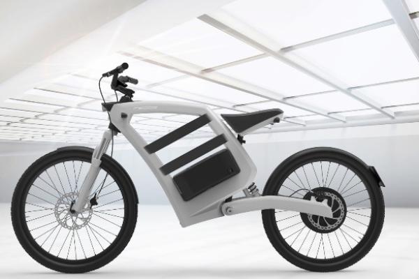 Feddz, un ciclomotor eléctrico ultraligero y con batería extraíble