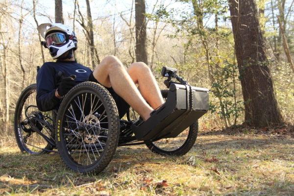 Horizon: La bici eléctrica todo terreno para discapacitados