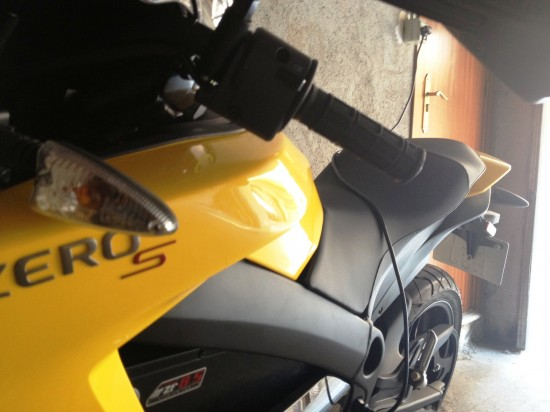 Zero Motocycle 2013s