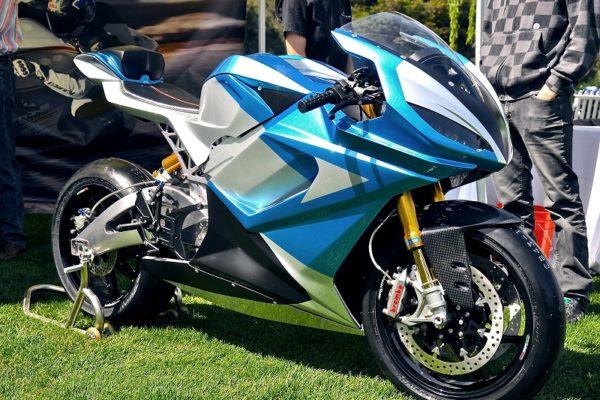Lightning está desarrollando una moto con 640 km de autonomía