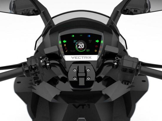 vectrix console view